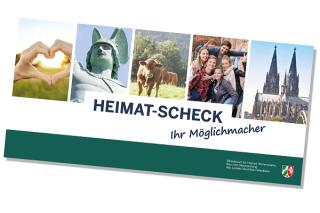 Startschuss für Heimatförderung NRW